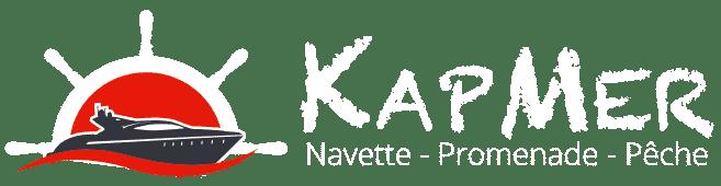 Logo de KapMer en bas de page