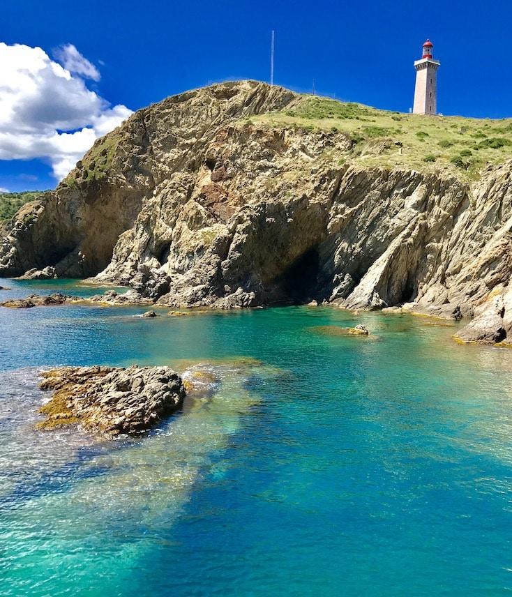 Magnifique Far du Cap Béar