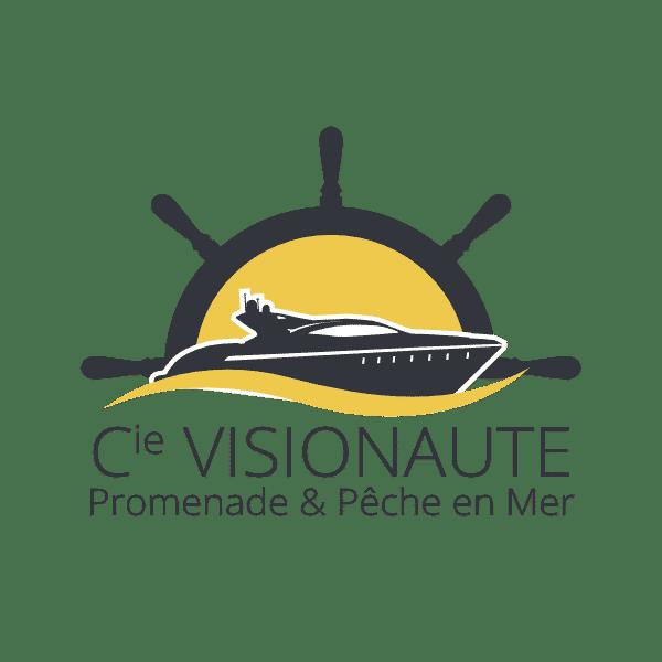 Logo de la Cie Visionaute